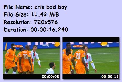 ميديا وأهداف كأس العالم 2010 78910