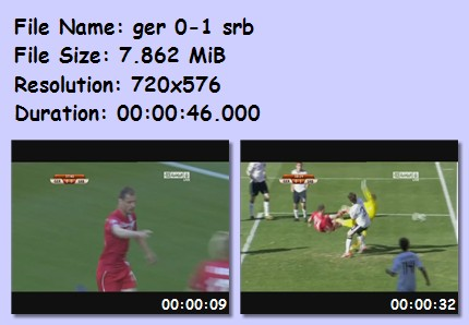 ميديا وأهداف كأس العالم 2010 860910