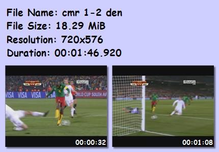 ميديا وأهداف كأس العالم 2010 90-10