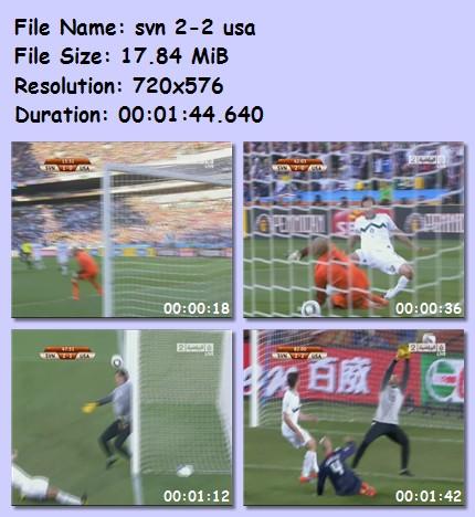 ميديا وأهداف كأس العالم 2010 90785610