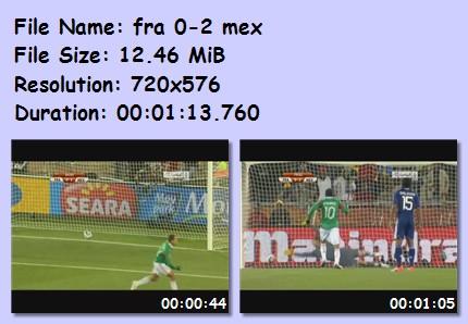 ميديا وأهداف كأس العالم 2010 9997910
