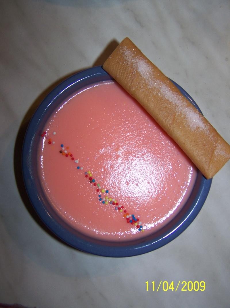 Petites crèmes délicieuses au micro-ondes 100_4813