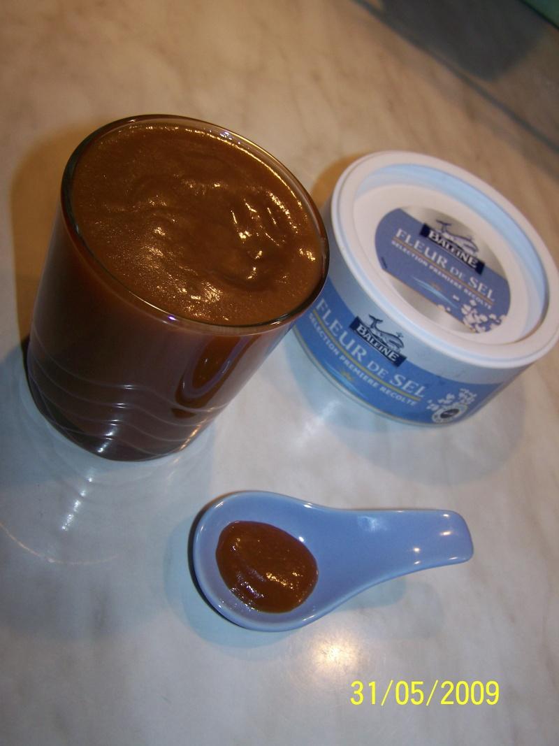 Crème caramel au beurre salé 100_5329