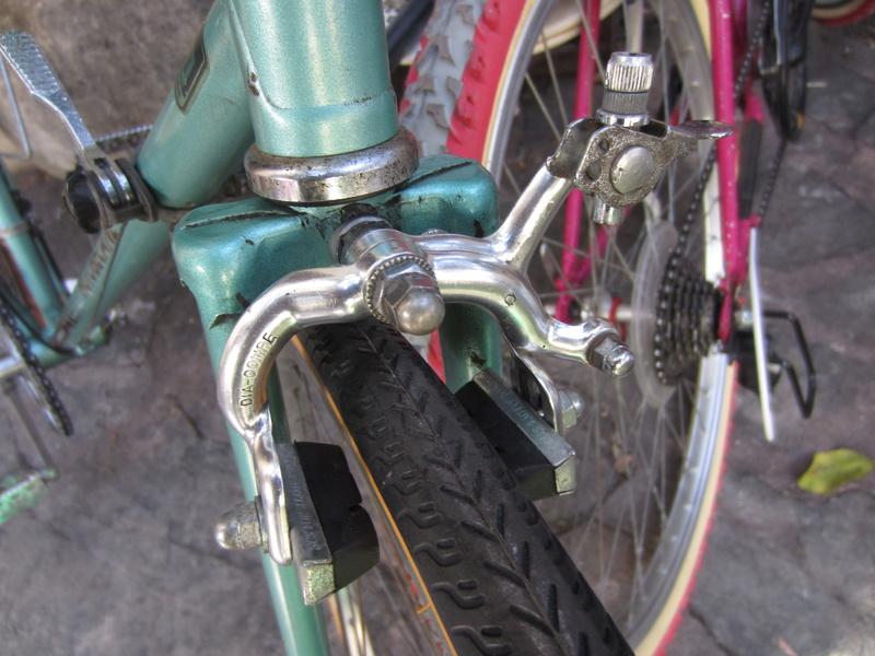 Motobecane C1 ou TR1 tubes 2040 1979 Img_3635