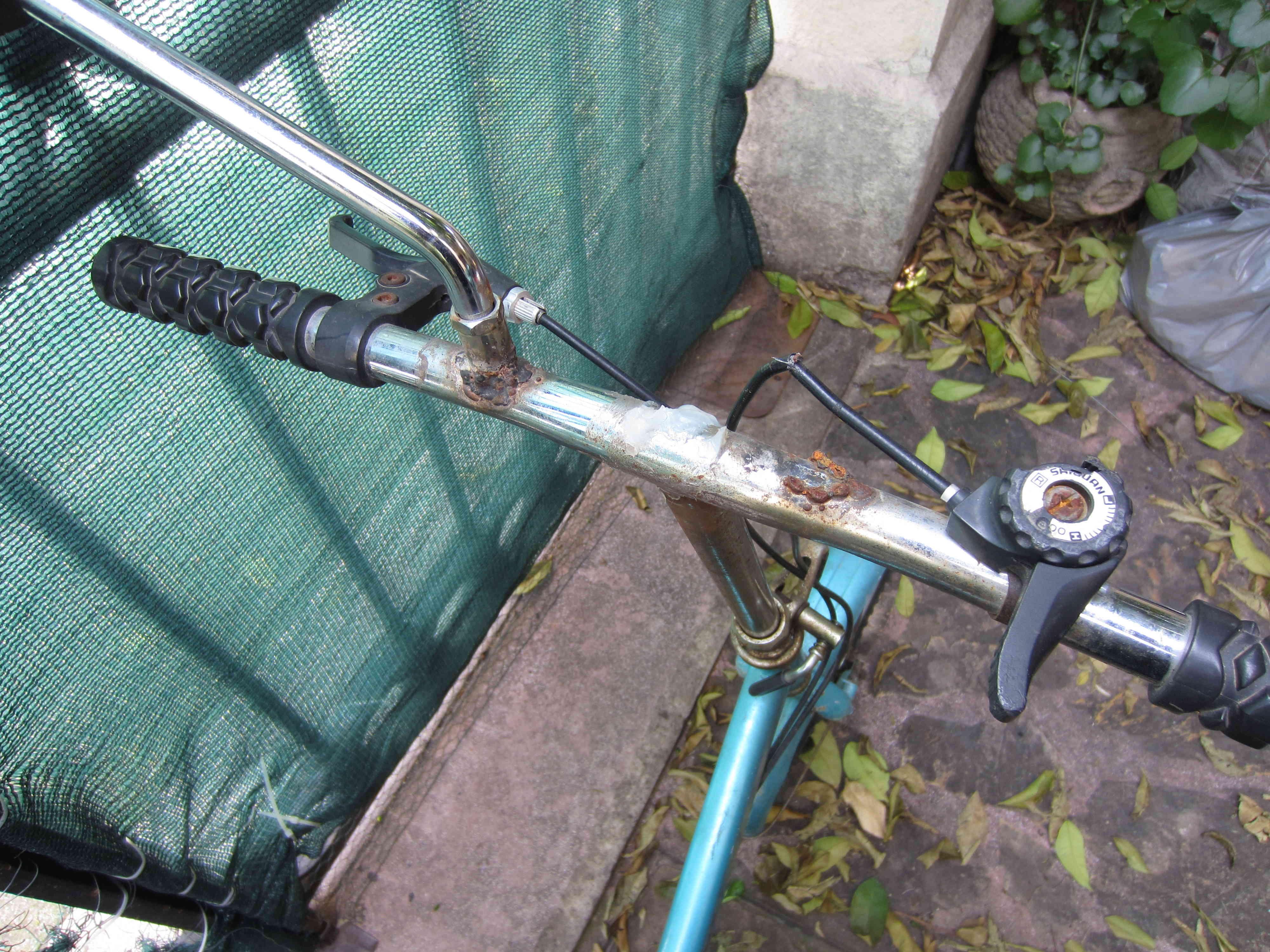 Vélo pliant Qile Duo - Y type 16 pouces Img_4231