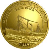 Brest (29200)  [Océanopolis] Mp-29-10