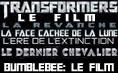 SITE WEB - Films 1-2-3-4-5 et Bumblebee: Tout savoir en français: Informations, Résumés, Images, Vidéos, Doublage, etc. Films10