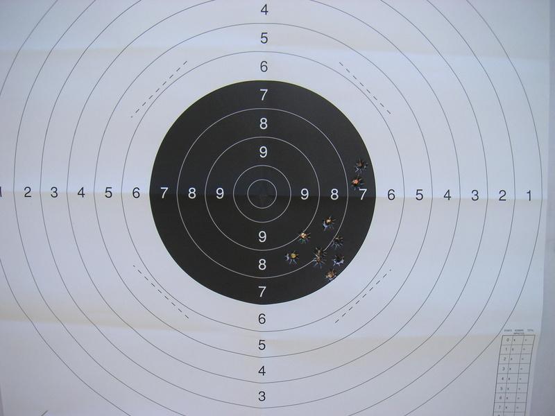 Vos C50 à 100 mètres en VISEE METALLIQUE 2_85_n10