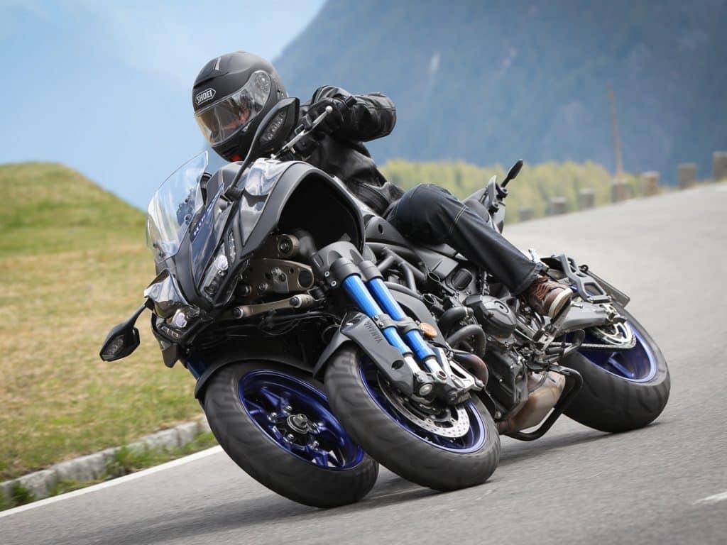 Yamaha Niken Trois Roues