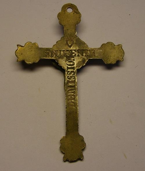 Crucifijos Mission. Mreus111