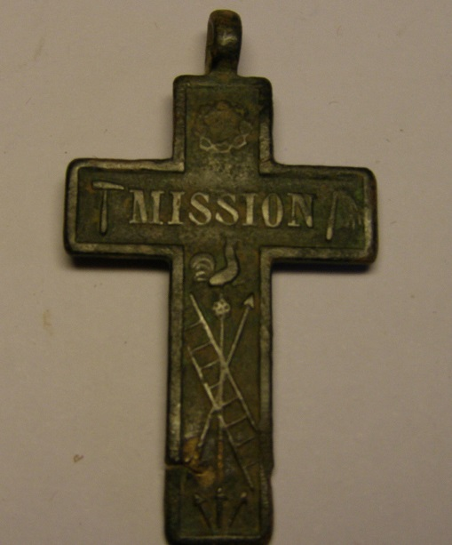 Crucifijos Mission. Mreus113