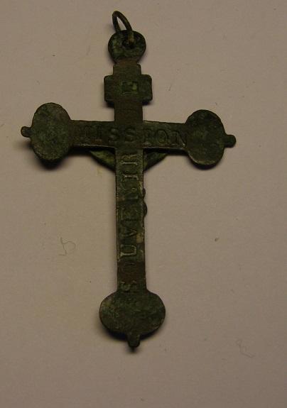 Crucifijos Mission. Mreus115