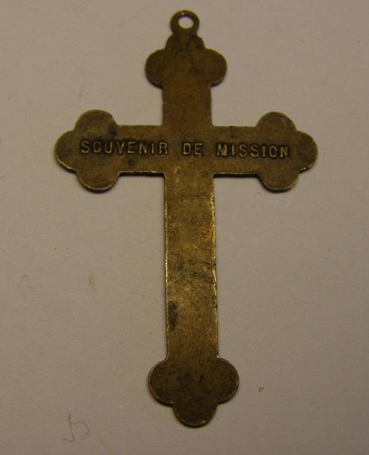 Crucifijos Mission. Mreus117