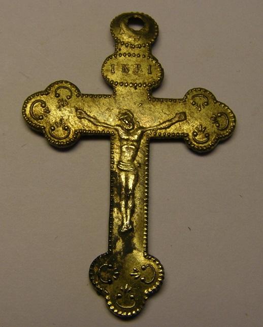 Crucifijos Mission. Mreus118
