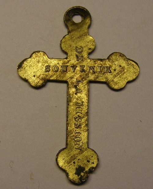 Crucifijos Mission. Mreus119