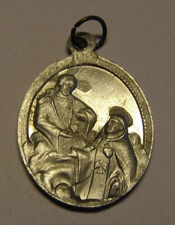 Medalla de Sant Miquel dels Sants, año 1903. P1010015