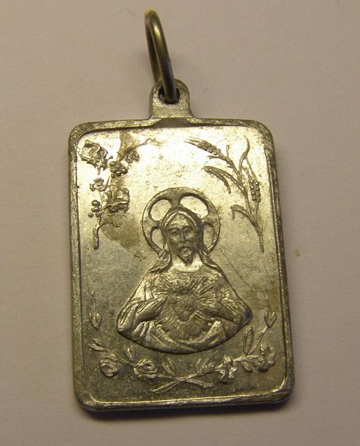Medalla de Nª Sª de la Salut, Tarragona.  (MAM) P1010024