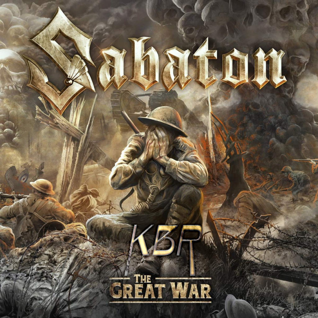 Sabaton - The Great War  (Soundtrack Version)-(2019) Cover11