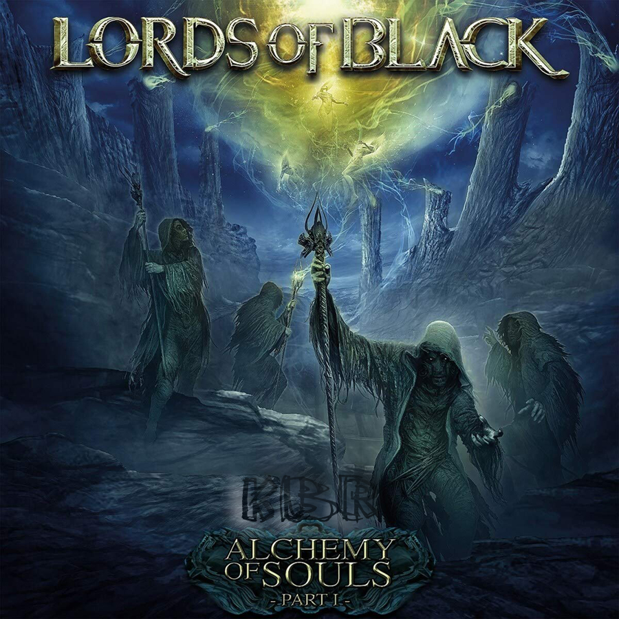 Lords of Black - Alchemy Of Souls, Pt. I (Japanese Edition) (2020) Cover12