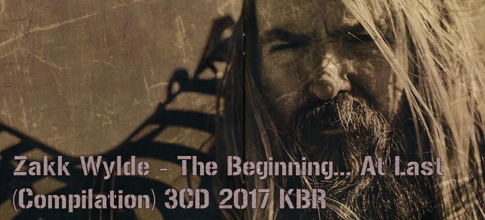 Zakk Wylde - The Beginning... At Last (Compilation) 3CD 2017 Zakk_w10