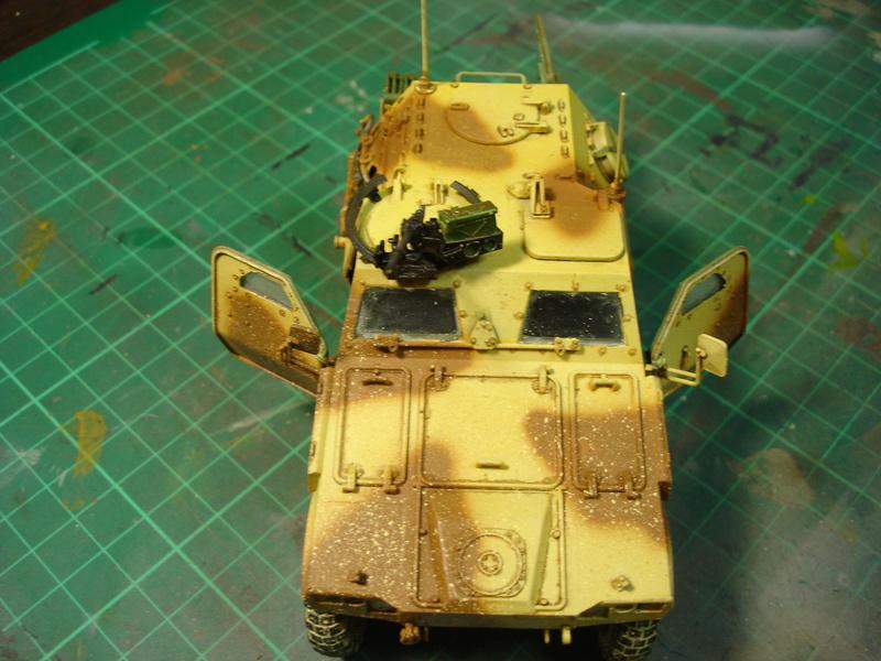 VBL  french armour car version Daguet - Hobby Boss 1:35 Dsc00216