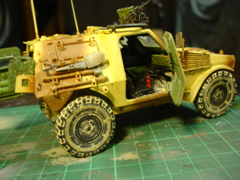 VBL  french armour car version Daguet - Hobby Boss 1:35 Dsc00217