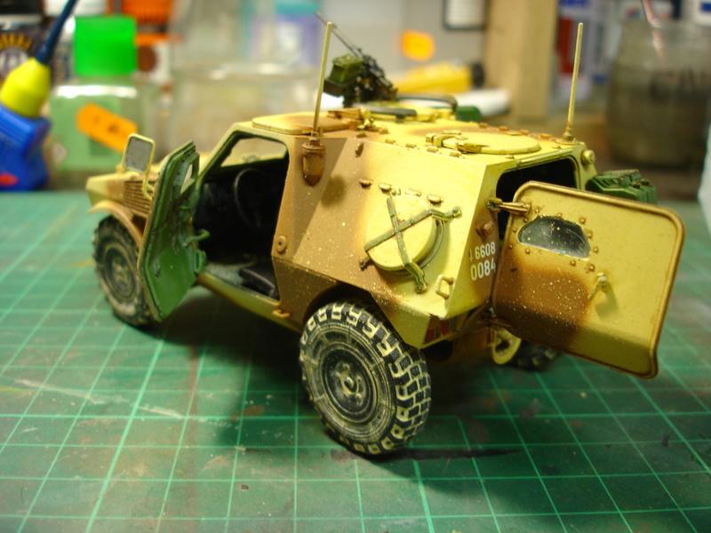 VBL  french armour car version Daguet - Hobby Boss 1:35 Dsc00218