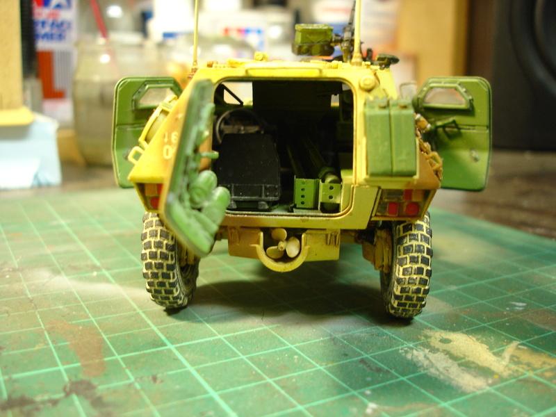 VBL  french armour car version Daguet - Hobby Boss 1:35 Dsc00219