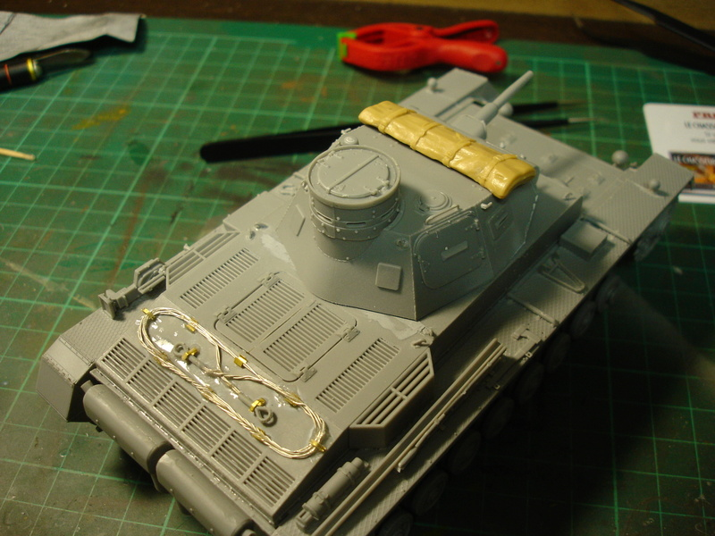 Pz.kpfw III ausf B 1:35 Miniart Dsc00254
