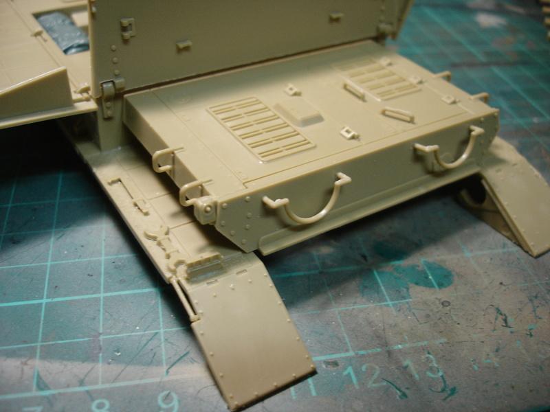Flakpanzer IV Möbelwagen - Tamiya 1:35 Dsc00268