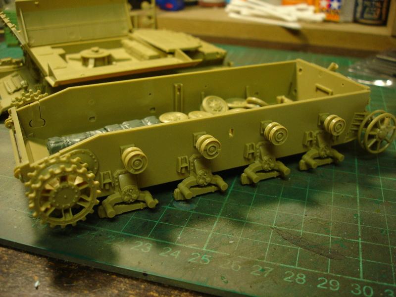 Flakpanzer IV Möbelwagen - Tamiya 1:35 Dsc00269