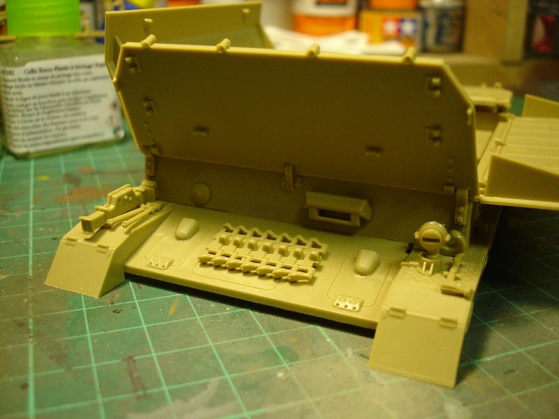 Flakpanzer IV Möbelwagen - Tamiya 1:35 Dsc00270