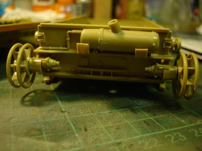 Flakpanzer IV Möbelwagen - Tamiya 1:35 Dsc00271
