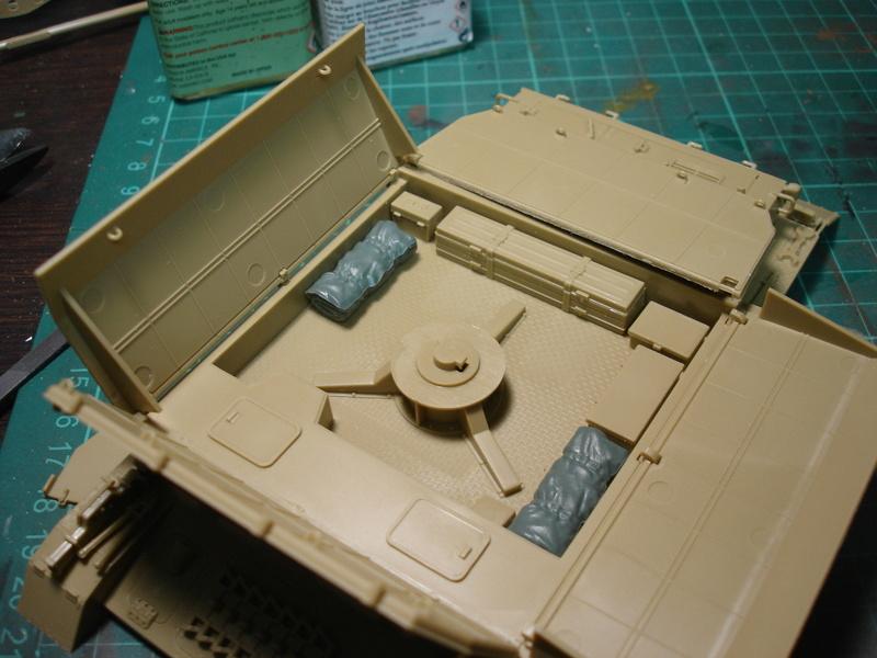 Flakpanzer IV Möbelwagen - Tamiya 1:35 Dsc00272