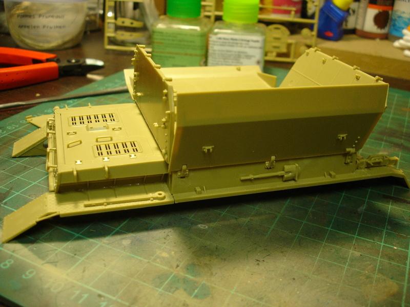 Flakpanzer IV Möbelwagen - Tamiya 1:35 Dsc00273