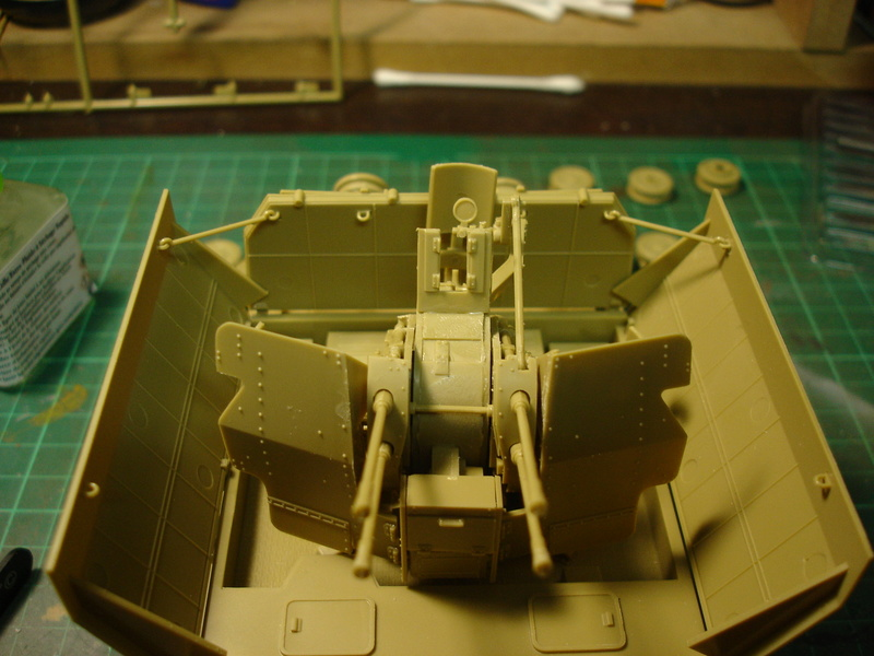 Flakpanzer IV Möbelwagen - Tamiya 1:35 Dsc00279
