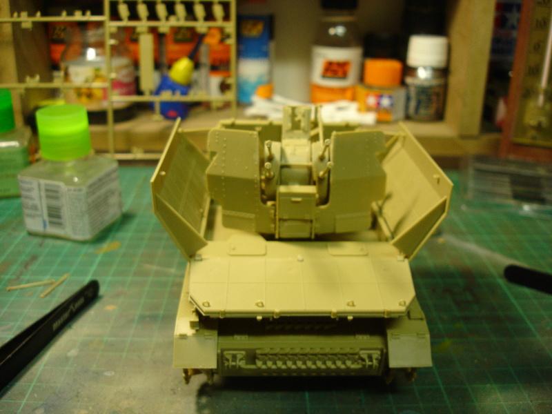 Flakpanzer IV Möbelwagen - Tamiya 1:35 Dsc00282