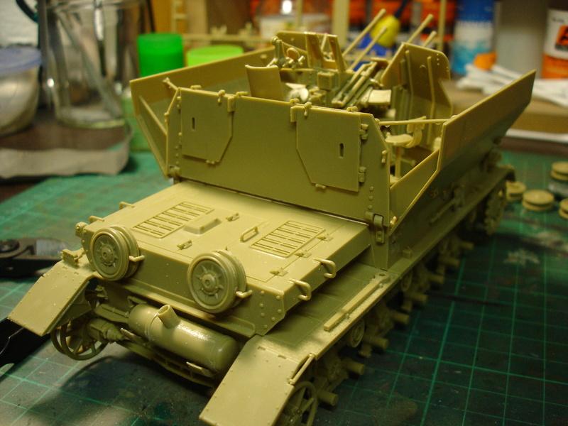Flakpanzer IV Möbelwagen - Tamiya 1:35 Dsc00283