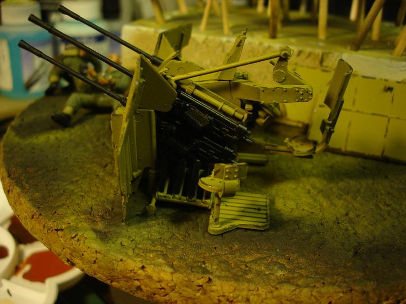 Flakpanzer IV Möbelwagen - Tamiya 1:35 - Page 2 Dsc00322