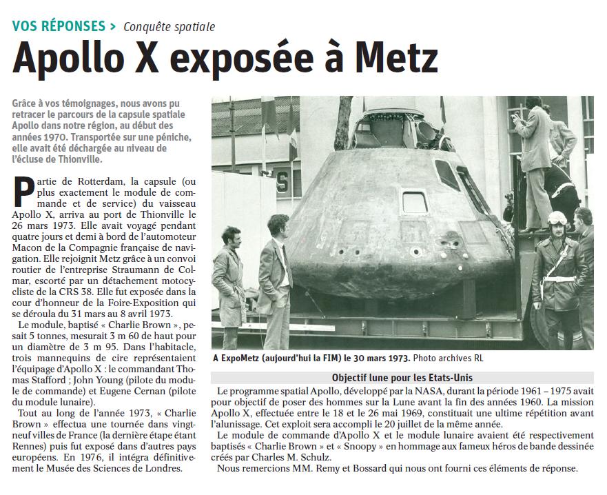 Lorraine: les membres de cette région - Page 23 Apollo10