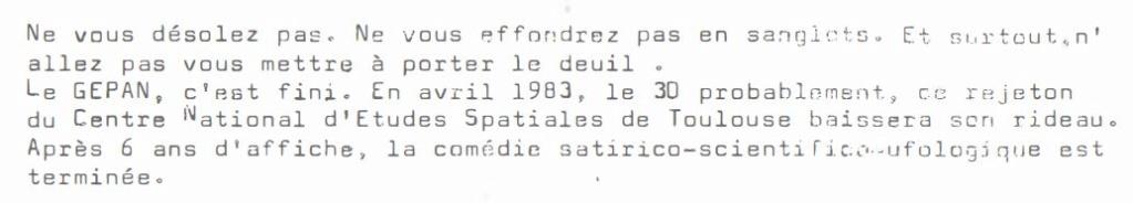 """Xavier Passot GEIPAN: """"On voit des ovnis chaque jour"""" - Page 10 Texte_10"""