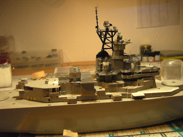 U.S.S New Jersey BB-62 1/350 REVELL limited edition - Page 2 Pict9414
