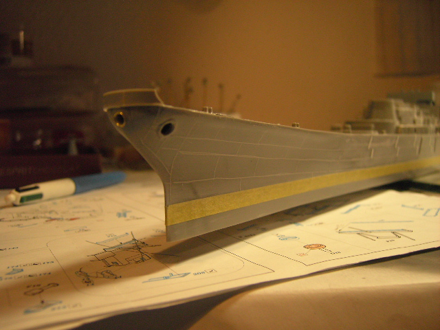 U.S.S New Jersey BB-62 1/350 REVELL limited edition - Page 2 Pict9418