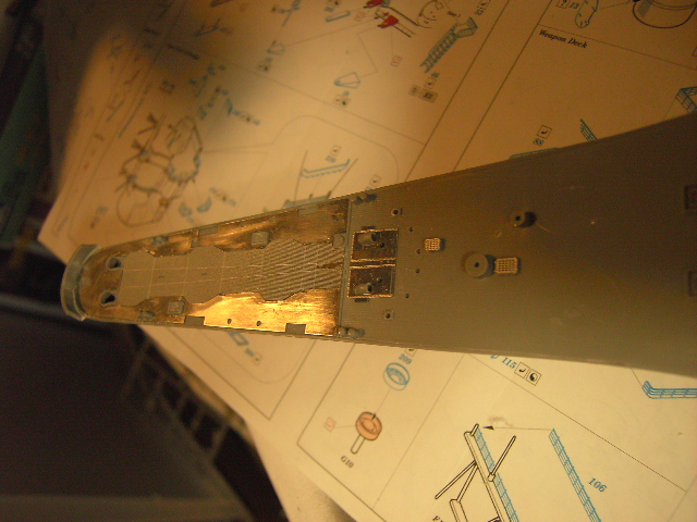 U.S.S New Jersey BB-62 1/350 REVELL limited edition - Page 2 Pict9419
