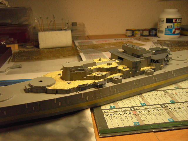 U.S.S New Jersey BB-62 1/350 REVELL limited edition - Page 2 Pict9421