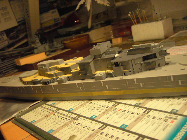 U.S.S New Jersey BB-62 1/350 REVELL limited edition - Page 2 Pict9422
