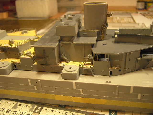 U.S.S New Jersey BB-62 1/350 REVELL limited edition - Page 2 Pict9424
