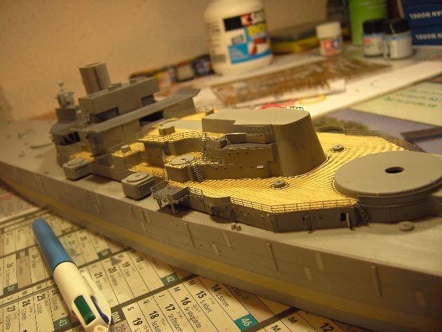 U.S.S New Jersey BB-62 1/350 REVELL limited edition - Page 2 Pict9425