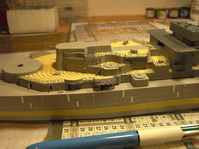 U.S.S New Jersey BB-62 1/350 REVELL limited edition - Page 2 Pict9428