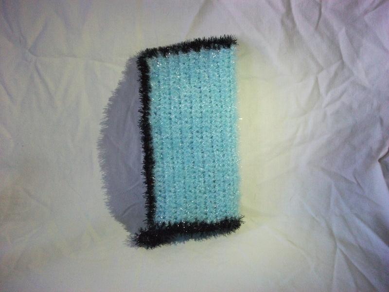 Filets à foin et à provision - gants de toilette exfoliants... - Page 7 Dscf1327